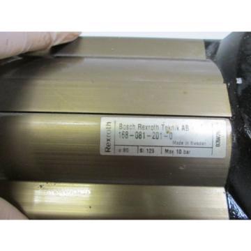 REXROTH Italy Korea CYLINDER 168-081-201-0 *USED*