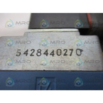 REXROTH 5726079870 5428440270 PNEUMATIC VALVE Origin NO BOX